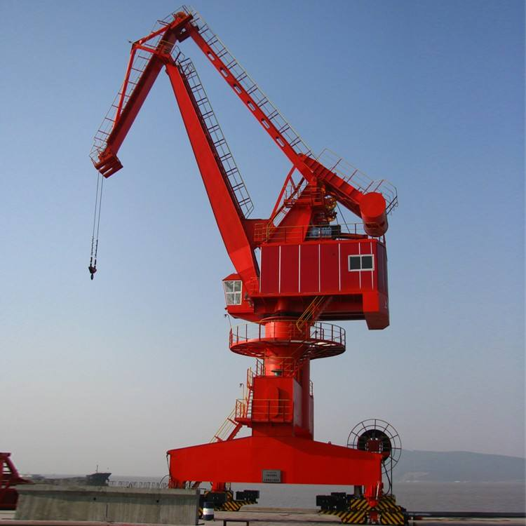 Portal Crane 10-50T for Warehouse Railways Lift MarbleContainerStone or Port Use leading factory.jpg