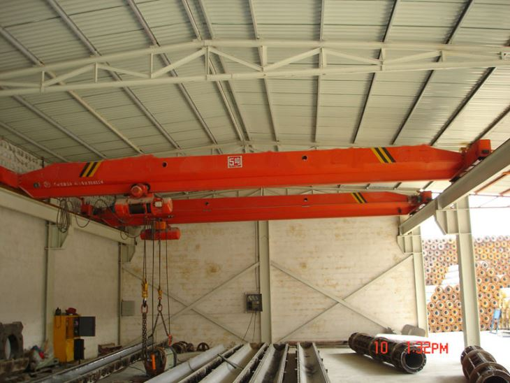 All Details About Overhead Cranes