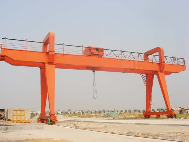 Double Girder Box Type 250 Ton Gantry Crane Price