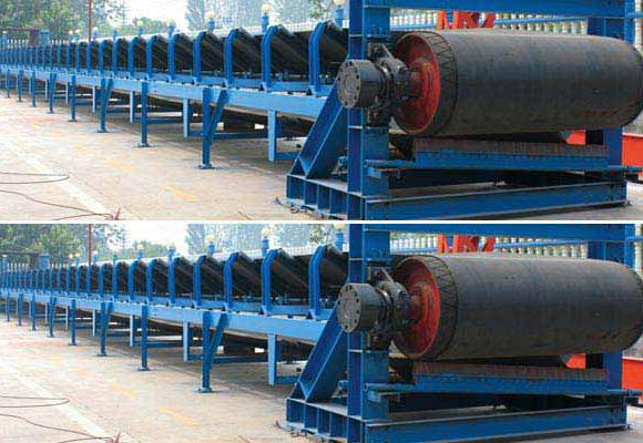 High Efficiency Belt Conveyor