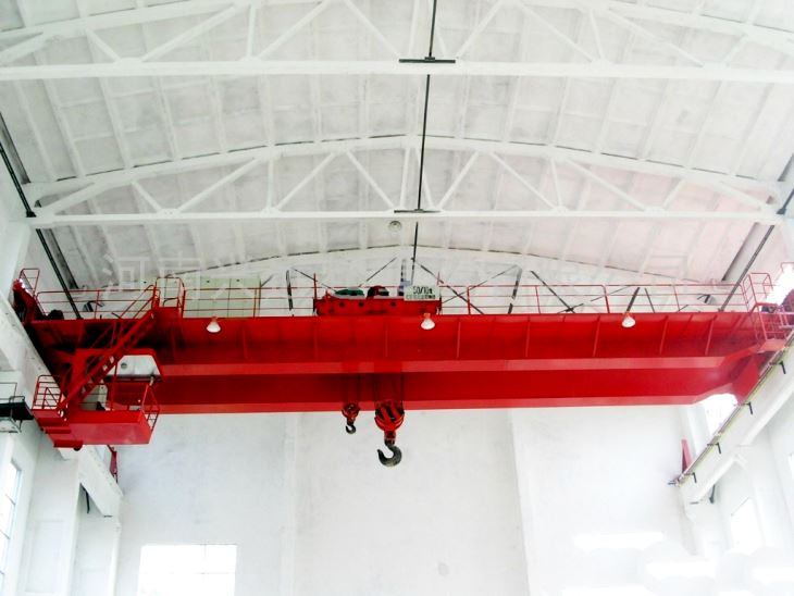 Overhead Electrical Operated Eot Crane