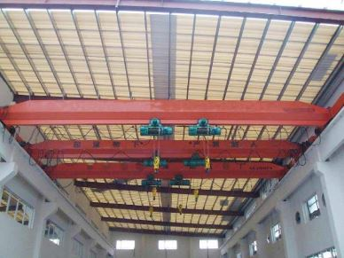 10Ton LDA Type Single Girder Overhead Crane