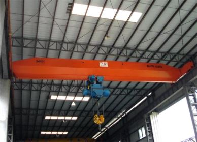 20Ton LDA Type Single Girder Overhead Crane