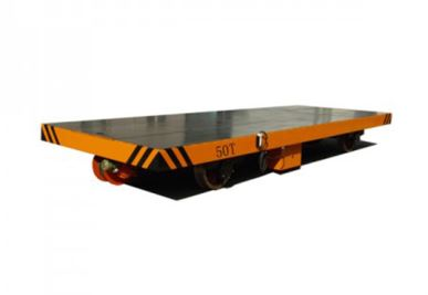 Conductor Rail Powered Transport Cart