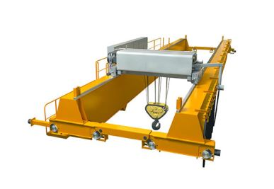Double Girder Overhead Crane with Hoist Trolley