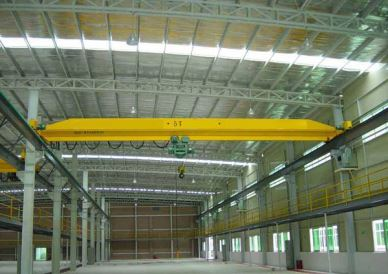 Electric Mobile 10T 20T Single Girder Overhead Crane