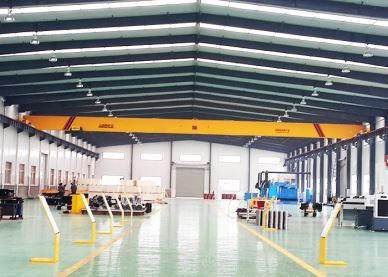 Electric Single Girder Over Head Crane