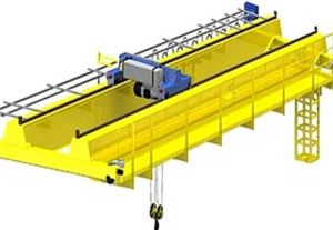European Standard Double Girder Bridge Crane