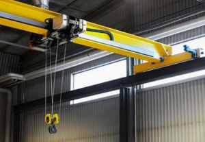 European Type Single Girder Bridge Crane