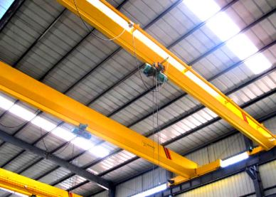High Safety Performance Overload Protection Device 5 Ton Overhead Crane