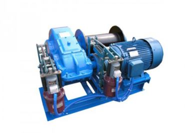 JK Series Electronic Control Winch