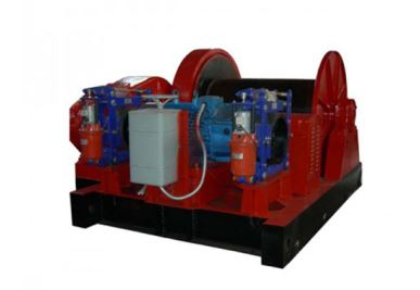 JM Series Electronic Control Winch