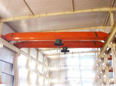 Light Weight Compact Single Beam Electric Bridge Cranes