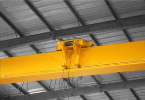 Low Headroom Single Girder Overhead Crane
