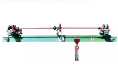 Manually Operated Single Girder Overhead Crane