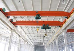 Metallurgical Electric Bridge Crane