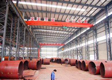 Overhead Travelling Beam Crane Equipments