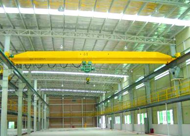 Price Of Electric Mobile Single Girder Overhead Bridge Crane