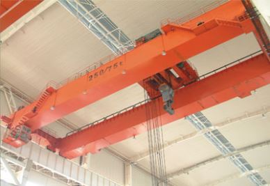 QD Factory 20 Ton Bridge Crane