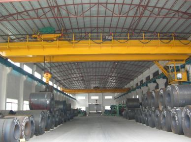 QD Travelling Bridge Crane Qd 150 Ton