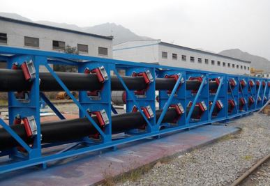 Tube Belt Conveyor