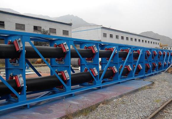China Tube Belt Conveyor Manufacturers Amp Suppliers